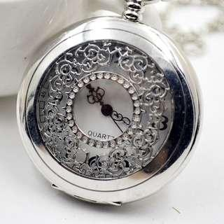 Antique Pocket Watch (Jam Poket Antik)