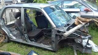 Perodua kelisa sparepart/bodypart