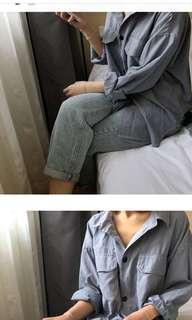 🚚 正韓 襯衫