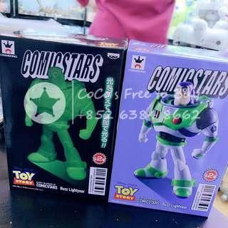 Comicstars 巴斯光年 一對A+B色