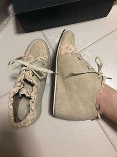 #5 lace platform heels #dressforsuccess30