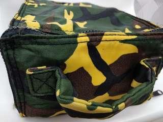 Army Shoe Bag