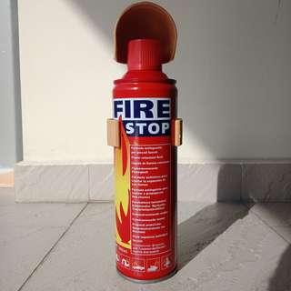 🚚 Portable Fire Extinguisher