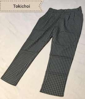 Tokichoi Checkered Pants