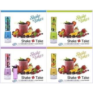 Shake N Take 3 (Come With Bottles)