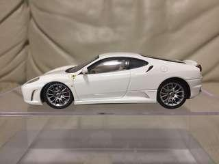 ENTERBAY 1:43 Ferrari F430 (white)