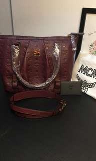 MCM Tote Bag $400