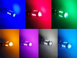 Super bright T10 LED. Many Colours Available.