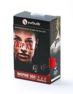 🚚 JBL Yurbuds Inspire 300 Sports Earphone - BRAND NEW