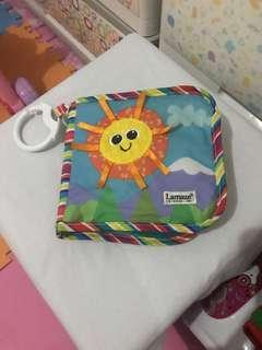 LaMaze Cloth Book #2