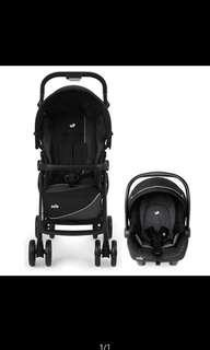 Joie Aire Step LX Travel System