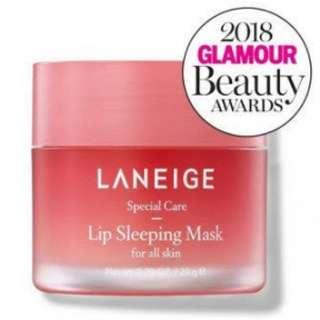 Laneige Lip Sleeping Mask 20 gr original korea