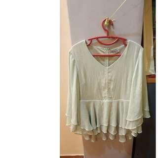Zalia Top *Wore Once only*