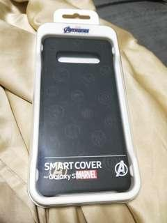 🚚 Limited Edition Avengers s10+ Plus Smart Cover