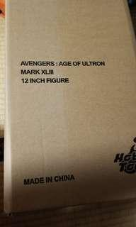 Hottoys 復仇者聯盟鐵甲奇俠 Iron man mark XLIII 43