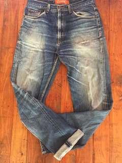 Lea Jeans Classic 606 Original #mauheadset