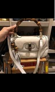 Gucci bamboo authentic