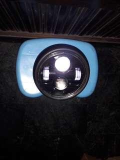 出售 小雲豹125 LED大燈組
