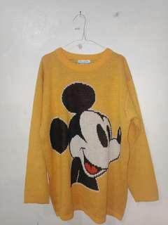 Sweater disney micky mouse ori