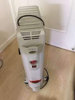 充油式電暖爐