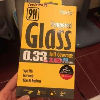 🚚 (全新)iPhone 7 Plus 滿版玻璃保護貼