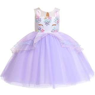 Unicorn TUTU Princess Dress