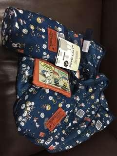 Snoopy bag total 4 pcs(正品/新)