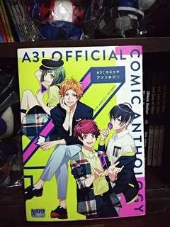 A3! Official Comic Anthology Vol 1