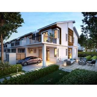 Bandar Mahkota Cheras High Rebate & Cashback 12K Luxury Double Storey For Sale!