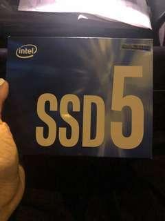 Intel 512gb SSD