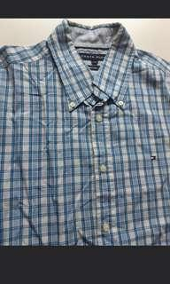 Tommy Hilfiger Short Sleeve Shirt #dressforsuccess30