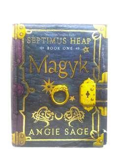 Septimus Heap Book One: Magyk - Angie Sage