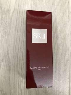 SKII Facial Treatment oil護膚精華油50ml