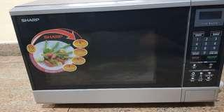 🚚 Microwave oven