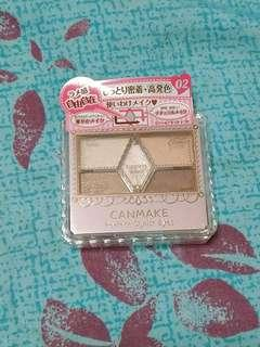 🚚 Canmake 眼影02