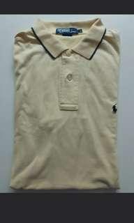 Ralph Lauren Polo Shirt Yellow #dressforsuccess