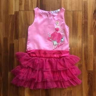 Dress Tutu Barbie