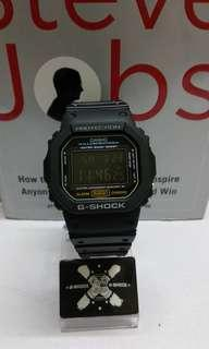G-Shock DW-5600 Korea Negative Display