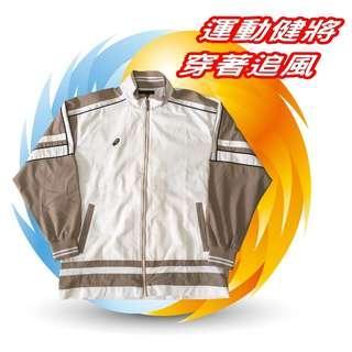 ASICS/亞瑟士/運動外套/藕色系列/展現土的風味