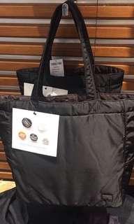 Headporter tote bag (L) 99%新Made in Japan 香港Sogo買