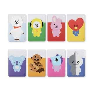 [PO] BT21 card holder