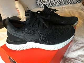 NIKE EPIC REACT FLYKNIT 3.5Y or size 5 women's - Retails USD$145