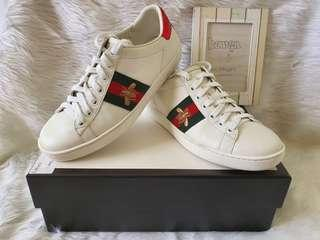 Gucci Ace Embroidered Bee Sneaker