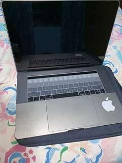 """Macbook Pro 15"""" (2 years extended Apple Care)"""