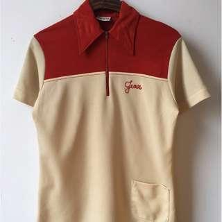 Vintage 1970 King Lovie Bowling Shirt not red wing converse rrl levis lee pro keds