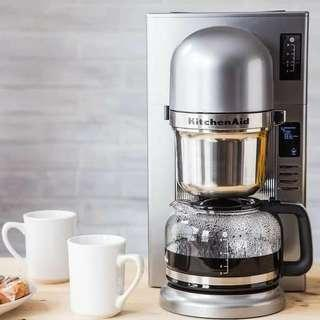 Kitchen Aid coffee maker pour over otomatic brewer baru & bergaransi resmi 100%