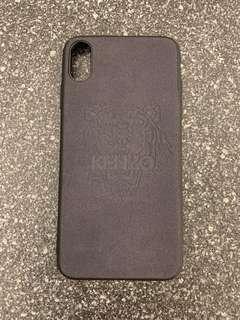 IPhone XS Max Kenzo case
