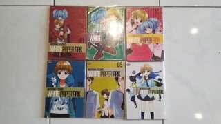 White paper ark manga - bahasa indonesia