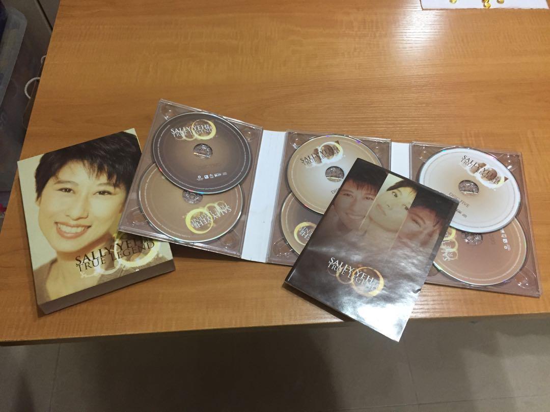 葉倩文 6CD 精選