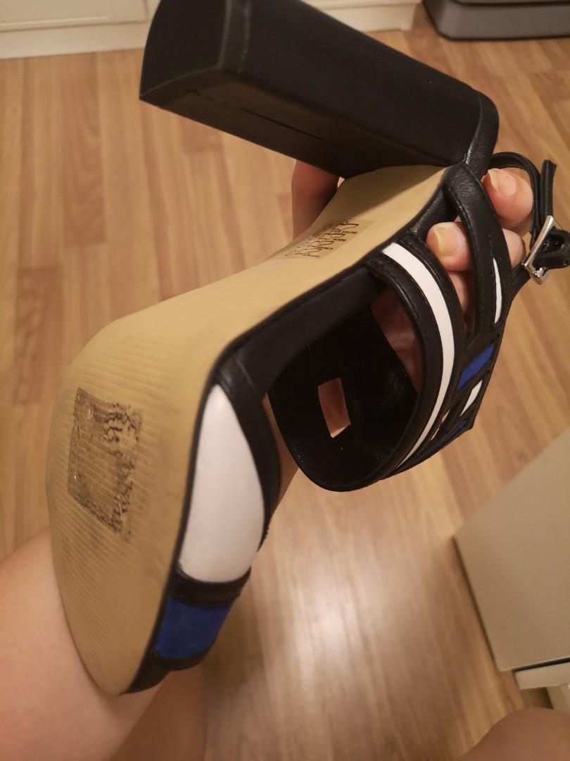 復古 高跟 設計感 曼谷當地品牌 涼鞋